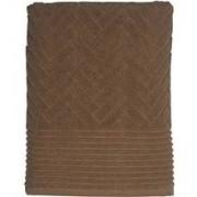Mette Ditmer Brick Handduk 50x95 Tobak