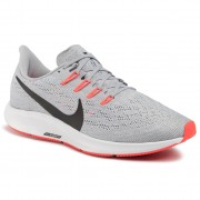 Pantofi NIKE - Air Zoom Pegasus 36 AQ2203 009 Wolf Grey/Black/White