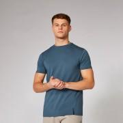 Myprotein Klasyczna Koszulka Crew z Kolekcji Luxe - Indygo - M