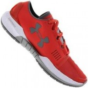 Under Armour Tênis Under Armour SpeedForm Amp - Feminino - VERMELHO