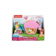 Little People Disney Diversion Con Princesas Manzana Magica Fisher Price
