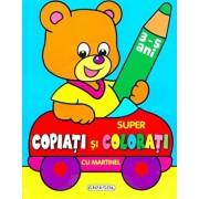 Super copiati si colorati cu Martinel/***