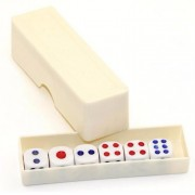 Magic Funny Trick Prop Plastic Dice Fun Gift Toys For Kids Children Gift