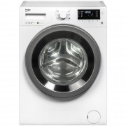 Masina de spalat rufe Beko WMY71483LB2, A+++, 7 Kg, 1400 Rpm, Display Digital, Motor Inverter, Aquafusion, Alb
