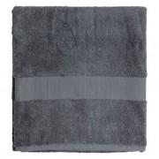 Bodum TOWEL Drap de bain, gris foncé, 100 x 150 cm Gris foncé