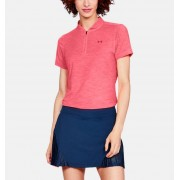 Women's UA Threadborne™ Zip Polo Shirt