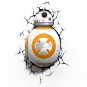 JWP Limited Lámpara 3D Star Wars BB-8