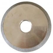Rezerva disc ascutire pentru masina de ascutit burghie GBS80, Guede GUDE94166, K150