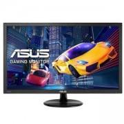 Монитор ASUS 21.5 VP228HE, 21.5 инча WLED/TN, Non-glare (1920 x 1080), 1ms, HDMI, D-Sub, 3.5mm Mini-Jack, ASUS 21.5 VP228HE/1MS/FHD/HDMI