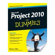 Project 2010 For Dummies (Muir Nancy C.)(Paperback) (9780470501320)