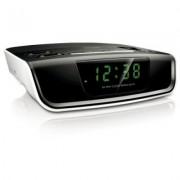 Philips - AJ3121 - Radio-réveil - Simple Alarme - Tuner analogique - Design