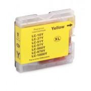 BROTHER LC1000 Y yellow - kompatibilná náplň do tlačiarne Brother