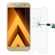 For Samsung Galaxy A3 (2017) / A320 0.26mm 9H Surface Hardness 2.5D Explosion-proof Tempered Glass Non-full Screen Film