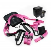 Bandas en suspensión PRO P3 caja rosado completo