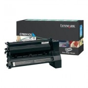 Lexmark Extra High Yield Cyan - Original - Toner Cartridge - LCCP, LRP