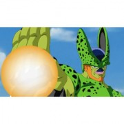 imperfect cell sticker poster|dragon ball z poster|anime poster|size:12x18 inch|multicolor