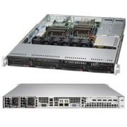 Supermicro Server Chassis CSE-815TQC-R504CB