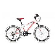 """Детски велосипед Ferrini RIDE 20"""", WHITE, RED/BLACK"""