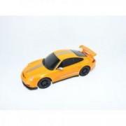 Masinuta cu radio-comanda Porsche 911 GT3 RS scara 1 24 4 directii portocaliu