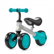 Balans bicikl bez pedala Kinderkraft CUTIE turquoise