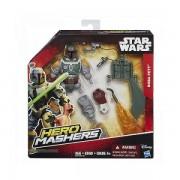 Figurina star wars hero mashers deluxe b3666