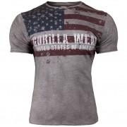 Gorilla Wear USA Flag Tee - XXXL