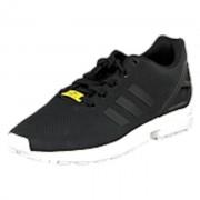 adidas Originals Zx Flux K Black/Ftwr White, Shoes, svart, UK 3