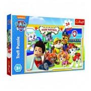 Trefl Puzzle 24 Maxi Paw (12-142870)