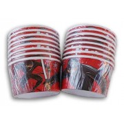 Retail Ninja Birthday Party - Snack Cups Or Mini Popcorn Bowl 16 Count