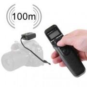 Walimex 17341 RF Wireless Pulsanti Nero telecomando