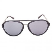 GUESS Men's Gradient Gu6956 GU6956-20A-60 Grey Round Sunglasses