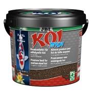 Hrana koi medii, pelete, JBL Koi Midi 5,5L, 2,2kg, 4101700