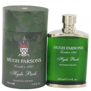 Hugh Parsons Hyde Park Eau De Parfum Spray 3.4 oz / 100.55 mL Men's Fragrance 517234