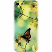 Husa silicon pentru Apple Iphone 5 / 5S / SE Butterfly