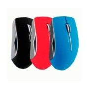MOUSE ACTECK INALAMBRICO USB COLOR NEGRO AC-916530