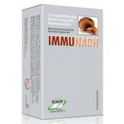 GNP (Global Nature Products) ImmuNADH® + Reishi Ling Zhi Extrakt - 60 Tabletten