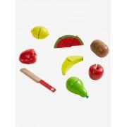 VERTBAUDET Frutas para cortar vermelho claro bicolor/multico