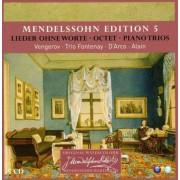 F. Mendelssohn-Bartholdy - Mendelssohn Edition= Box= (0825646926749) (5 CD)