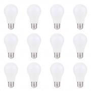 Lot de 12 ampoules led 10W blanc naturel - FamilyLed