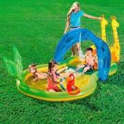 Vodena Igraonica Zoo BestWay 53060 Play Center
