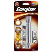 Torce per illuminazione Energizer E300695900 - 940004 Torcia Metal Led 2AA -