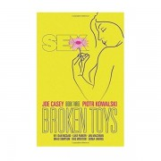Sex Volume 3 Broken Toys Paperback