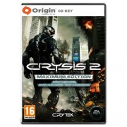 Crysis 2 Maximum Edition PC CD Key