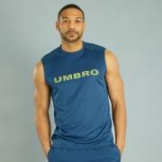 Technische mouwloze top van 'Umbro'