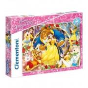 Puzzle 60 piezas Princesa Bella - Clementoni