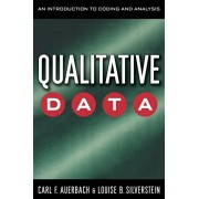 Qualitative Data. An Introduction to Coding and Analysis, Paperback/Louise B. Silverstein