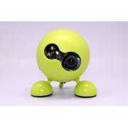 CCTV камера за видео-наблюдение скрита в фигурка от комикс