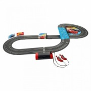 Circuit electric masinute Fulger McQueen si Jackson Storm Cars 3 Carrera First 2 9 m