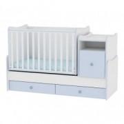 LORELLI krevetić trend plus white/blue (51) 10150400022