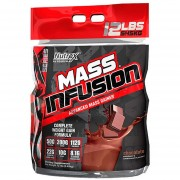 Ganador Muscular Nutrex Mass Infusion Chocolate 12 Lbs